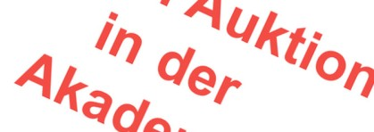 auktion akademie