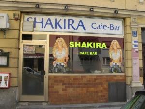 shakira bar