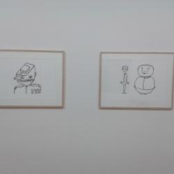 Milen Till und Martin Fengel | Treffen sich zwei Künstler