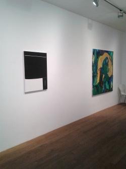 André Butzer, Marcel Hüppauff   Galerie van de Loo Projekte