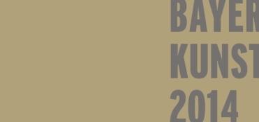 Bayerischer Kunstfoerderpreis