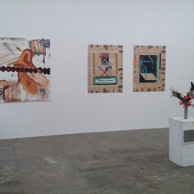 Klasse Förg / Dornfeld | Galerie Matthias Jahn