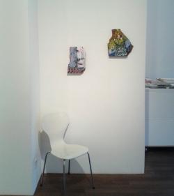 Uwe Lindau   Galerie van de Loo Projekte