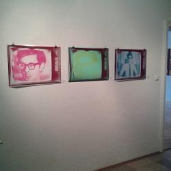 Les Levine | Galerie Carol Johnssen