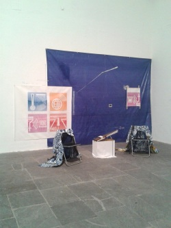 Felix Leon Westner mit Bernhard Rappold | Kunstpavillon