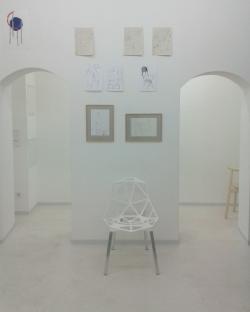 Installationsansicht | Galerie Karin Sachs