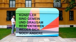 Daniel Man, Eis Eisbaby | Lenbachhaus