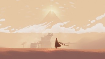 "thatgamecompany, ""Journey"", 2012 © Sony Computer Entertainment Deutschland"
