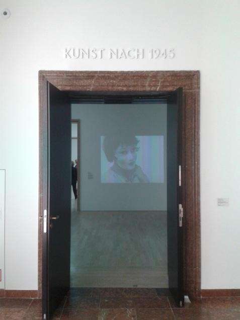 Kunst nach 1945 | Lenbachhaus