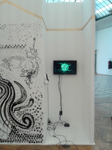 weltraum 7/7 | Rathausgalerie