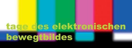 tag des elektronischen bewegtbildes
