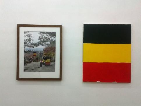 """Hank Schmidt in der Beek """"Im Elbsandsteingebirge"""""""