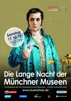 Lange Nacht Münchner Museen