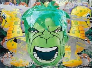 Jeff Koons: Jungle (Hulk), 2005 Staatsgalerie Stuttgart Leihgabe der Freunde der Staatsgalerie